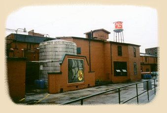 A small part of the giant Leestown distillery plant