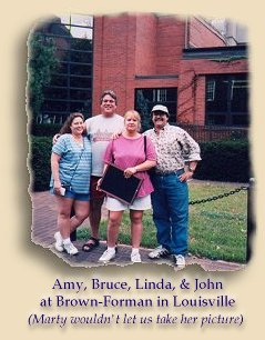 Amy & Bruce and Linda & John