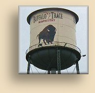 The Buffalo Trace Water Tower