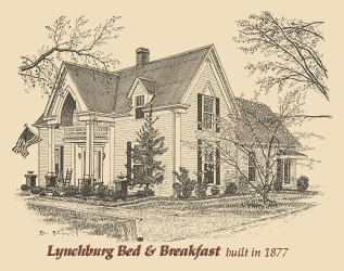 Tipps' Lynchburg Bed & Breakfast