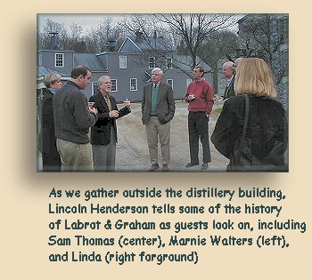 Lincoln Henderson tells L & G history